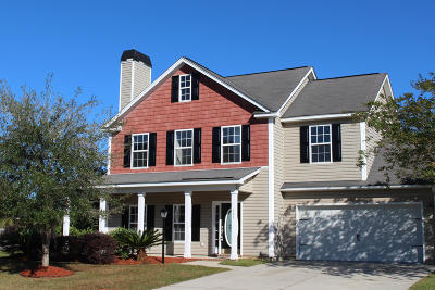 Goose Creek Single Family Home For Sale: 101 Pleasant Hill Drive