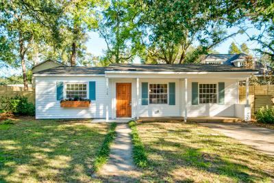 Charleston Single Family Home Contingent: 1728 Tomoka Drive