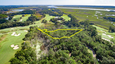 Johns Island Residential Lots & Land For Sale: 4121 Golf Cottage Lane
