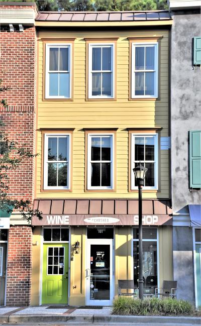 Mount Pleasant Attached For Sale: 716 S Shelmore Boulevard #20