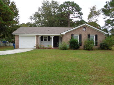 Ladson Single Family Home For Sale: 9786 Peatwood Drive