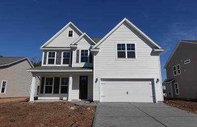 Johns Island Single Family Home For Sale: 1225 Hammrick Lane