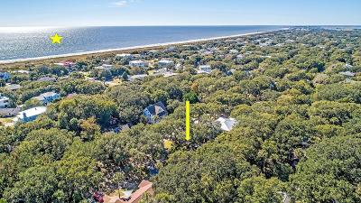 Isle Of Palms Single Family Home For Sale: 3505 Hartnett Boulevard