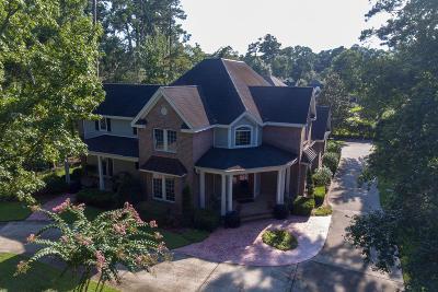 Single Family Home For Sale: 16 Golden Bear Drive