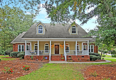 Summerville Single Family Home For Sale: 301 Upshur Court