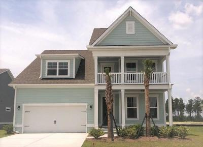 Summerville Single Family Home For Sale: 223 Seaworthy Street