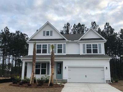 Summerville Single Family Home For Sale: 308 Long Pier Street