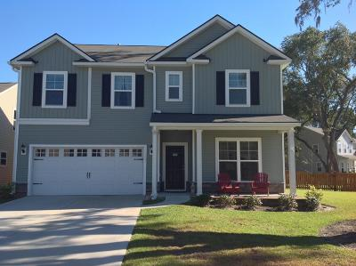 Johns Island Single Family Home For Sale: 1902 Toland Court