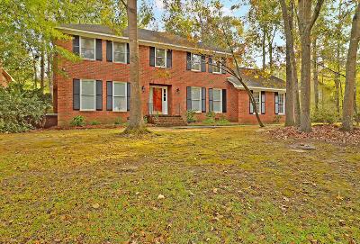 Summerville Single Family Home Contingent: 111 Buckingham Avenue