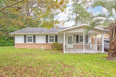 Goose Creek Single Family Home Contingent: 120 Summit Avenue