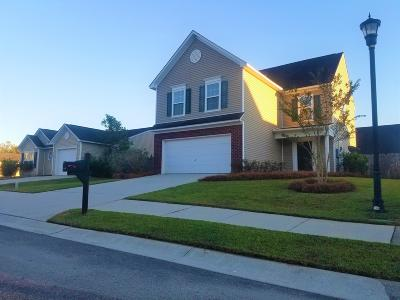 Ladson Single Family Home For Sale: 3539 Agape Court