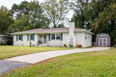 Charleston Single Family Home Contingent: 1122 Browning Road