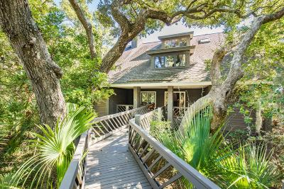 Johns Island Single Family Home For Sale: 3307 The Lookout