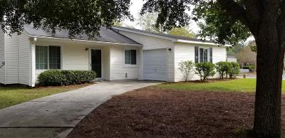 Summerville Single Family Home For Sale: 1 Princess Court