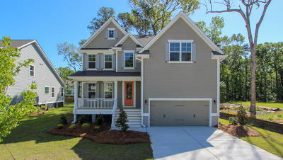 Charleston Single Family Home For Sale: 1052 Hunt Club Run