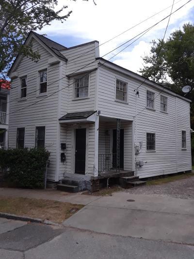 Charleston Multi Family Home For Sale: 24 Jasper Street