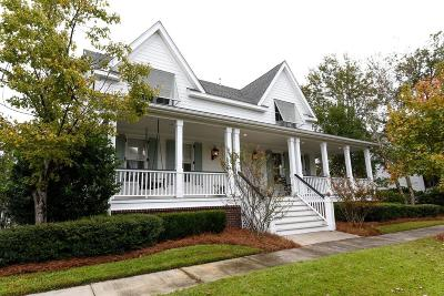Charleston Single Family Home Contingent: 106 Lucia Street