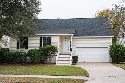 Seaside Plantation Single Family Home For Sale: 1323 Ellison Run