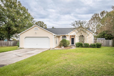 Goose Creek SC Single Family Home For Sale: $195,000