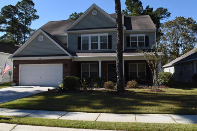 Ladson Single Family Home For Sale: 108 Sweet Alyssum Drive