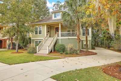 North Charleston Single Family Home Contingent: 8649 Refuge Point Circle