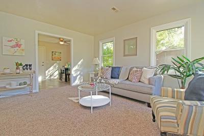 Single Family Home For Sale: 7614 Selma Street