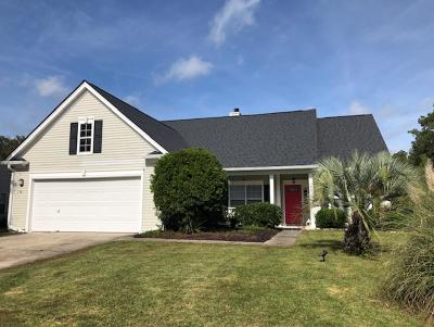 Mount Pleasant Single Family Home For Sale: 1661 Pin Oak Cut