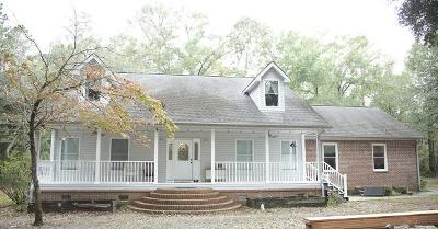 Single Family Home For Sale: 8037 Highway 162