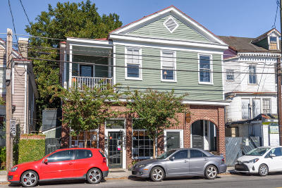 Multi Family Home For Sale: 116 Spring Street