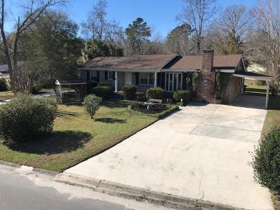 Goose Creek Single Family Home For Sale: 120 Wessex Drive