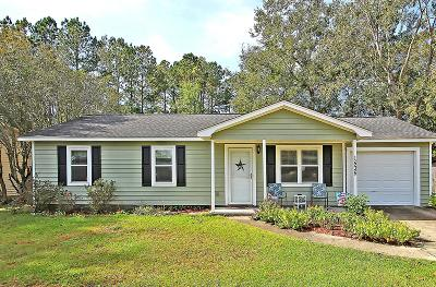 Summerville Single Family Home Contingent: 1535 Royle Road