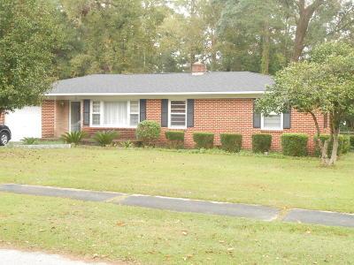 Walterboro Single Family Home For Sale: 315 Center Street