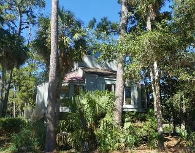 Edisto Island SC Single Family Home For Sale: $309,000