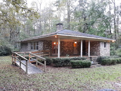 Summerville Single Family Home Contingent: 120 Pioneer Branch