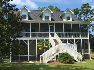 Edisto Island SC Single Family Home For Sale: $699,000