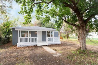 Charleston Single Family Home For Sale: 1849 Doscher Avenue