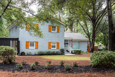 Single Family Home For Sale: 1065 Fort Sumter Drive