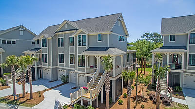 Seabrook Island SC Attached For Sale: $895,000