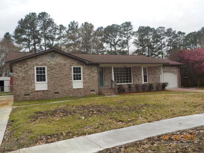 Ladson Single Family Home For Sale: 202 Loblolly Circle