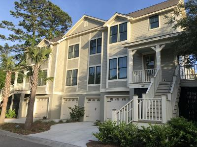 Seabrook Island SC Attached For Sale: $875,000