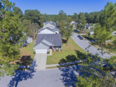 Ladson Single Family Home For Sale: 102 McGrady Drive
