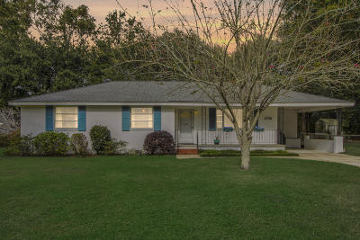 Single Family Home For Sale: 1730 Houghton Drive