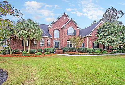 North Charleston Single Family Home For Sale: 4232 Club Course Drive