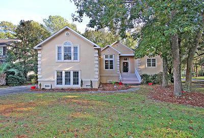 Single Family Home For Sale: 4714 Hard Scuffle Lane