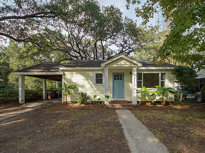 Single Family Home For Sale: 2114 Welch Avenue