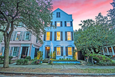 Mount Pleasant Single Family Home For Sale: 333 N Shelmore Boulevard