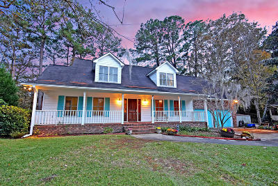 Charleston Single Family Home For Sale: 9 Garth Drive
