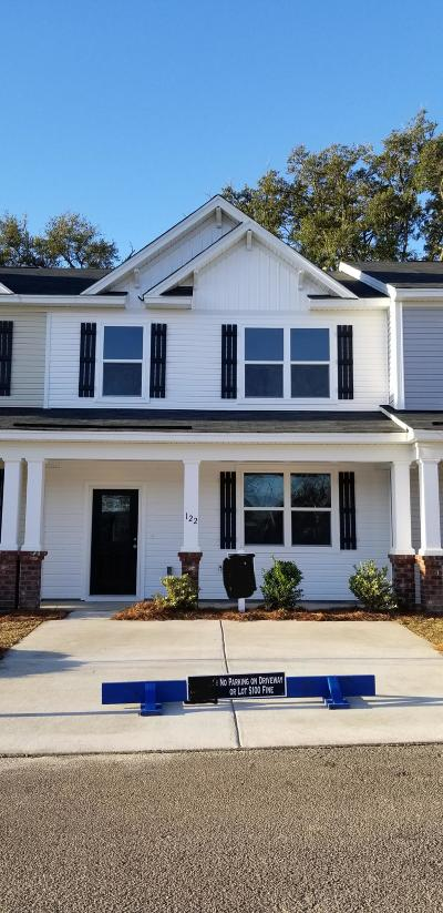 Attached For Sale: 122 Alma Drive