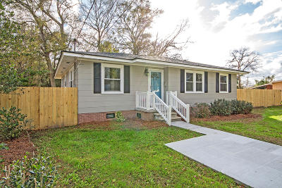 North Charleston Single Family Home For Sale: 1551 Bexley Street