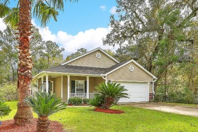 North Charleston Single Family Home For Sale: 7903 Long Shadow Lane